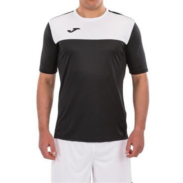 Joma Winner Jersey - Black/White