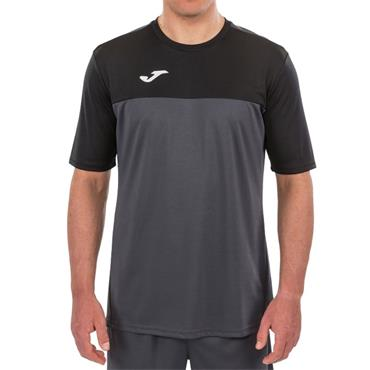 Joma Winner Jersey - Grey/Black