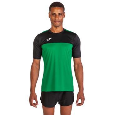Joma Winner Jersey - Green/Black