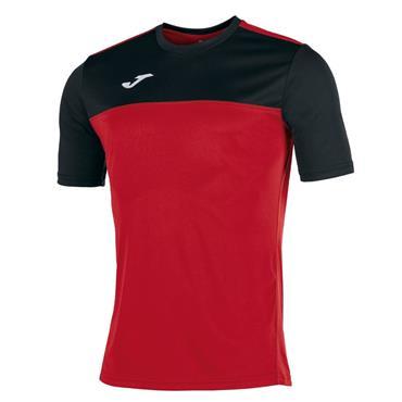 Joma Winner Jersey - Red/Black