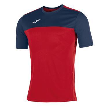 Joma Winner Jersey - RED/NAVY