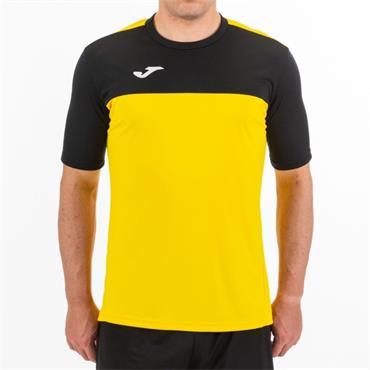 Joma Winner Jersey - Yellow/Black