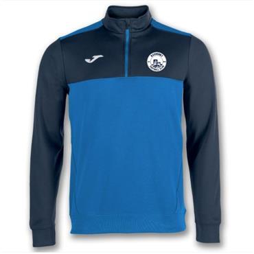 JOMA RASHENNY FC WINNER KIDS HALF ZIP - Royal
