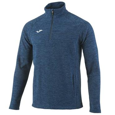 Joma Kids Ottawa Polar Half Zip Top - Navy