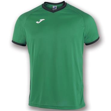 Joma Adults Acadamy T-Shirt - Green