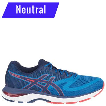 ASICS MENS GEL PULSE 10 RUNNING SHOE - BLUE
