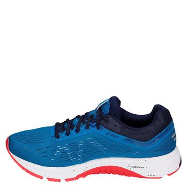 ASICS MENS GT 1000 7 RUNNING SHOE - BLUE