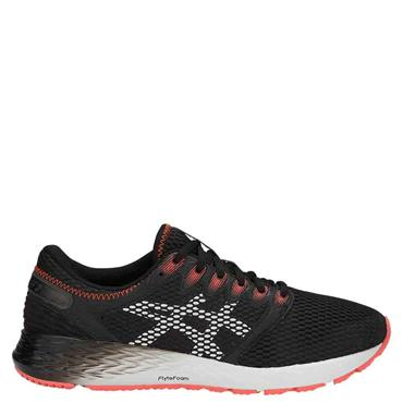 ASICS MENS ROADHAWK - BLACK/ORANGE