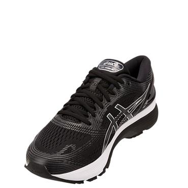 ASICS Mens Gel Nimbus 21 Running Shoe - BLACK