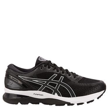 ASICS Mens Gel Nimbus 21 Running Shoe - BLACK