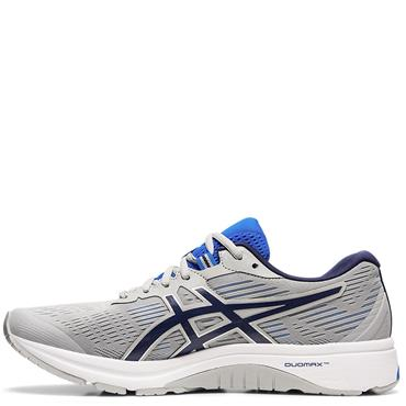 ASICS Mens GT 1000 8 Running Shoe - Grey