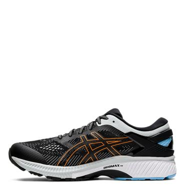 ASICS Mens Gel Kayano 26 Running Shoes - BLACK