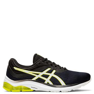 ASICS Mens Gel Pulse 11 Running Shoes - BLACK