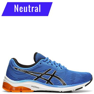 ASICS Mens Gel Pulse 11 Running Shoe - Blue