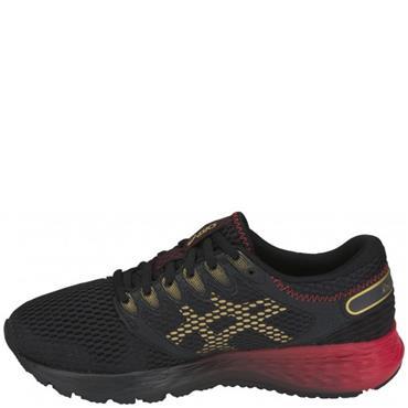 ASICS Mens Roadhawk FF 2 Runners - Black/Red