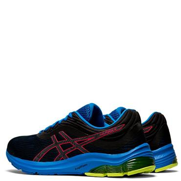 ASICS Mens Gel Pulse 11 LS Running Shoe - BLACK