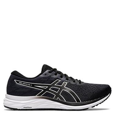 ASICS Mens Gel Excite 7 Running Shoes - BLACK