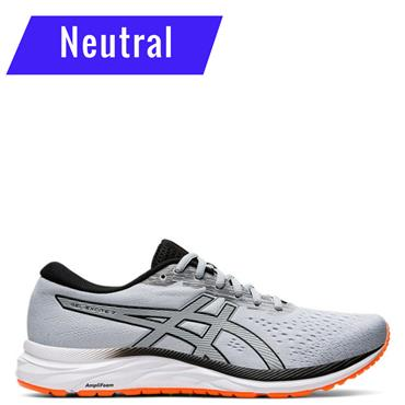 ASICS Mens Gel Excite 7 Running Shoe - Grey