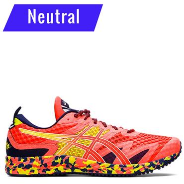 ASICS Mens Gel Noosa Tri 12 Running Shoes - Coral