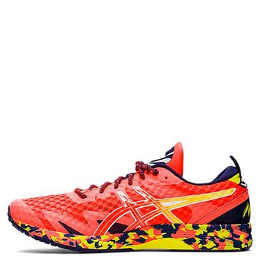 ASICS Mens Gel Noosa Tri 12 Running Shoes - Coral