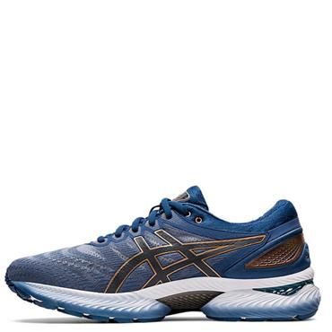 ASICS Mens Gel Nimbus 22 Running Shoes - Blue
