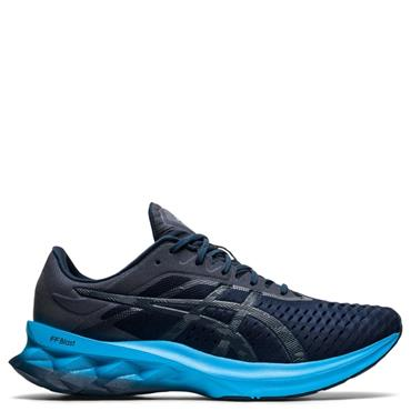 ASICS Mens Novablast Running Shoe - Navy