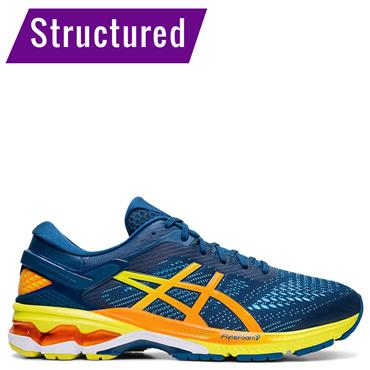 ASICS Mens Gel Kayano 26 Running Shoe - Blue