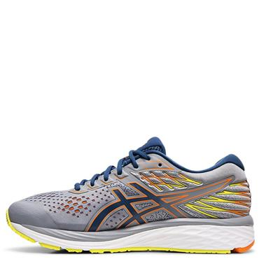 ASICS Mens Gel Cumulus 21 Running Shoe - Grey