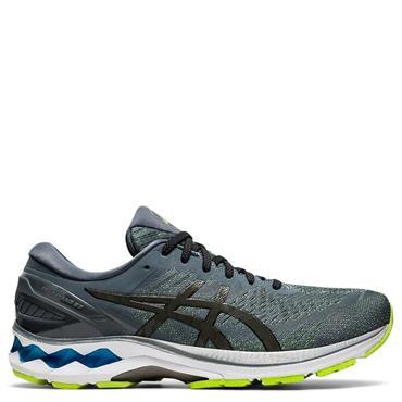 Asics Mens Gel-Kayano 27 Running Shoe - Grey