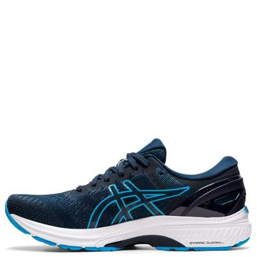 ASICS Mens Gel Kayano 27 Running Shoe - Navy