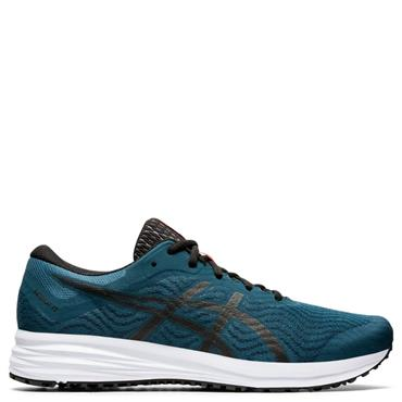 Asics Mens Patriot 12 Running Shoe - Navy