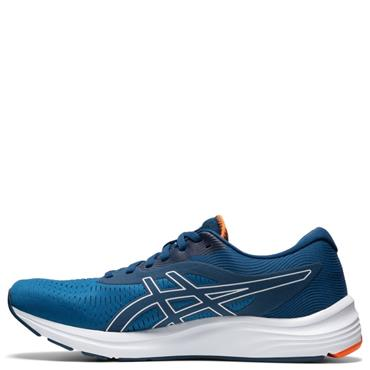 ASICS Mens Gel Pulse 12 Running Shoe - BLUE