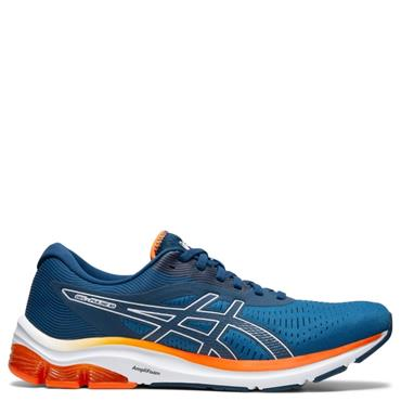 ASICS Mens Gel Pulse 12 Running Shoe - BLUE