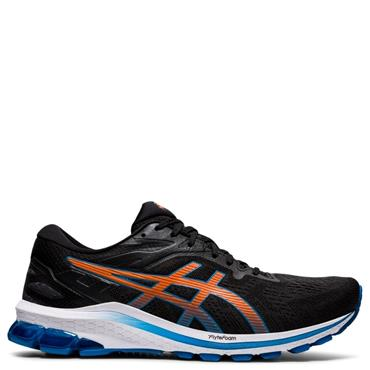 ASICS Mens GT-1000 10 Running Shoes - BLACK