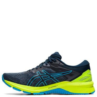 ASICS Mens GT-1000 10 Running Shoes - Navy