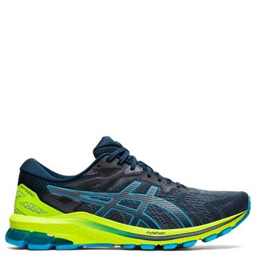 ASICS Mens GT-1000 10 Running Shoes - Navy