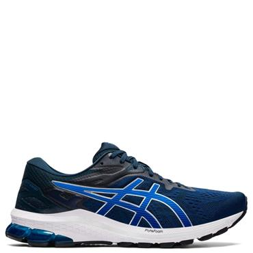 ASICS Mens GT-1000 10 Running Shoe - BLUE