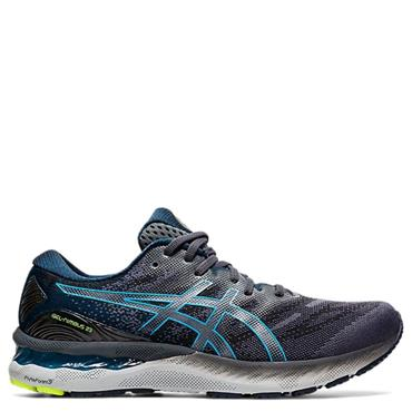 Asics Mens Gel-Nimbus 23 Running Shoe - Navy