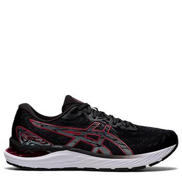 ASICS Mens Gel Cumulus 23 Running Shoes - BLACK