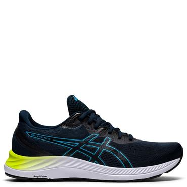 ASICS Mens Gel Excite 8 Running Shoes - Navy