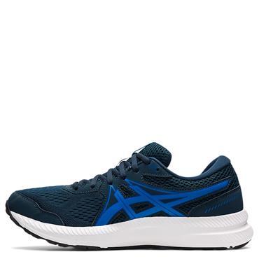ASICS Mens Gel Contend 7 Running Shoe - BLUE
