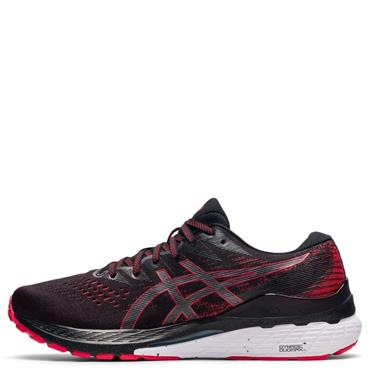 ASICS Mens Kayano 28 Running Shoe - BLACK