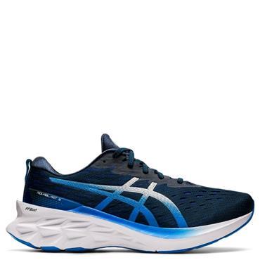 ASICS Mens Novablast 2 Running Shoe - BLUE