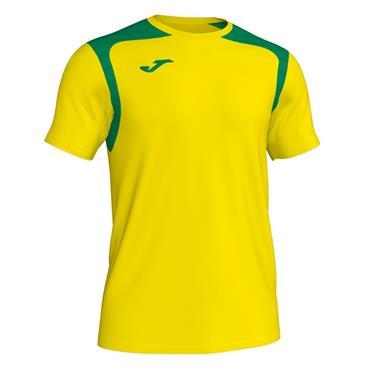 Joma Kids Champion V Sweatshirt - Yellow/Green