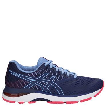 WOMENS GEL PULSE 10 RUNNING SHOE - BLUE