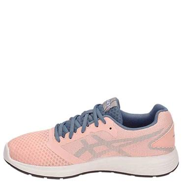 ASICS WOMENS PATRIOT 10 - CORAL/BLUE