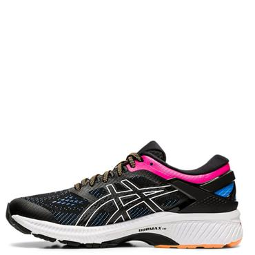 ASICS Womens Gel Kayano 26 Running Shoes - BLACK