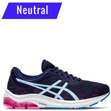 ASICS Womens Gel Pulse 11 Running Shoes - Navy