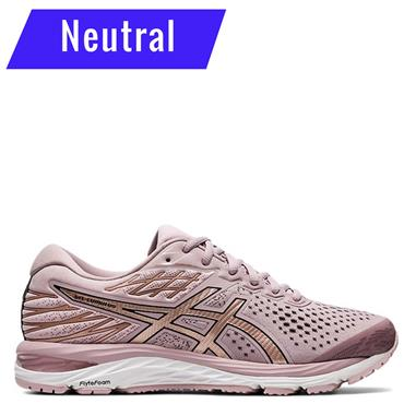 ASICS Womens Gel Cumulus 21 Running Shoes - Pink