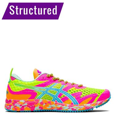 ASICS Womens Gel Noosa TRI 12 Running Shoes - Yellow